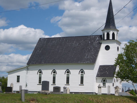Boiestown United Church